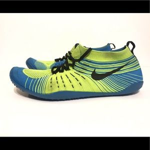 Nike Hyperfeel TR Training Volt Blue Mens Sz 12